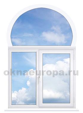 Мавританские арочные окна