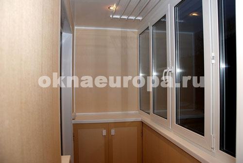 Окна и остекление балконов в домах серии копэ.