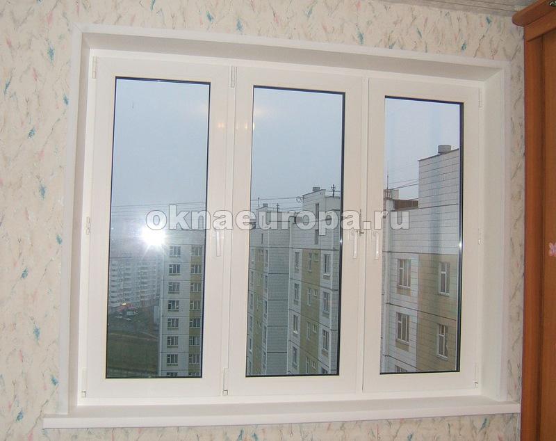 Дом с панорамными окнами
