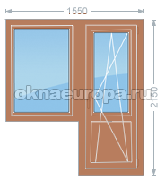 Сравнение цен деревянных и пластиковых окон