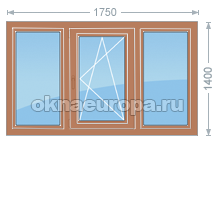 ПВХ окна и деревянные сравнение цен