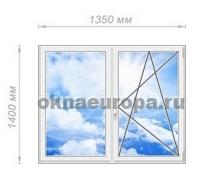 окна в кирпичный дом