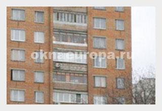 Остекление пластиковыми окнами на Смирновской