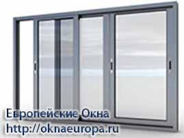 Алюминиевые окна в Москве от производителя