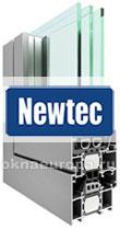 Алюминиевые окна Newtec