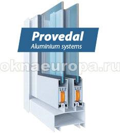 Профиль для алюминиевого остекления лоджий