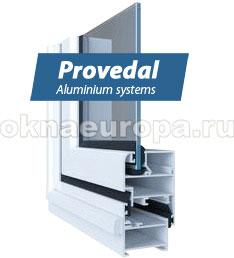Профиль для холодного алюминиевого остекления лоджий