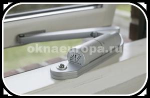 Электрические окна реечное открывание