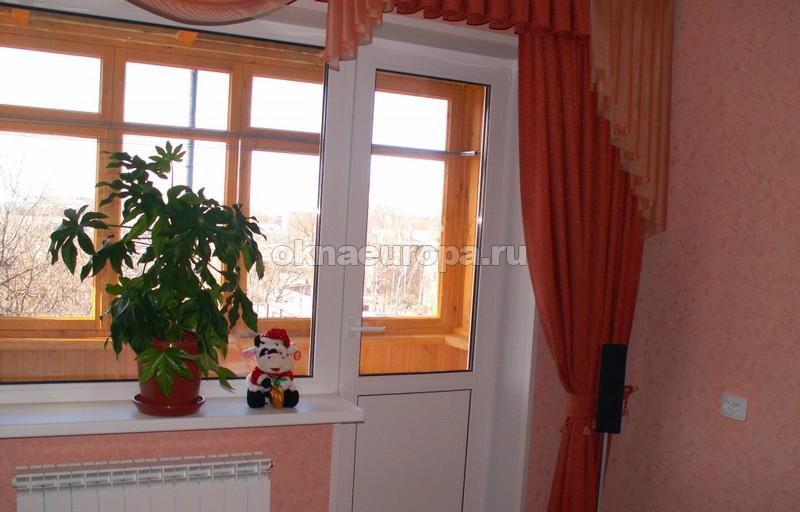 Пластиковые балконные двери от производителя. низкие цены!.