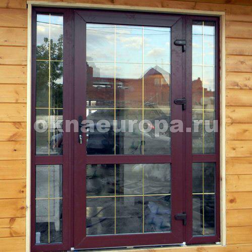 окна пвх входные двери