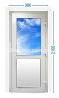Двери офисные перегородки