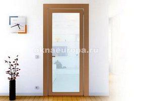 Ламинированные межкомнатные двери ПВХ