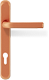 Круглая ручка - бронза