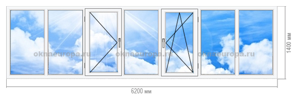 Окна для домов на москворецкой.