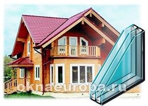 Какой стеклопакет лучше для частного дома?