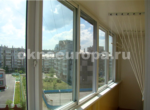 Окна на лоджию 3 метра со скидкой до 55%. без посредников!.