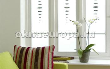 Непрозрачные окна