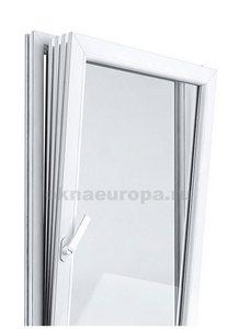 Многоступенчатое проветривание в окнах ПВХ