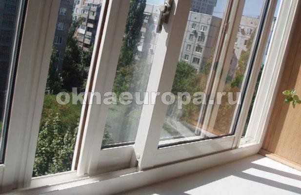 Недостатки раздвижных пластиковых балконных окон. - металлоп.
