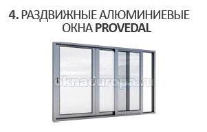 Алюминиевые окна в Звенигороде