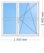 Цена окна в гостиную