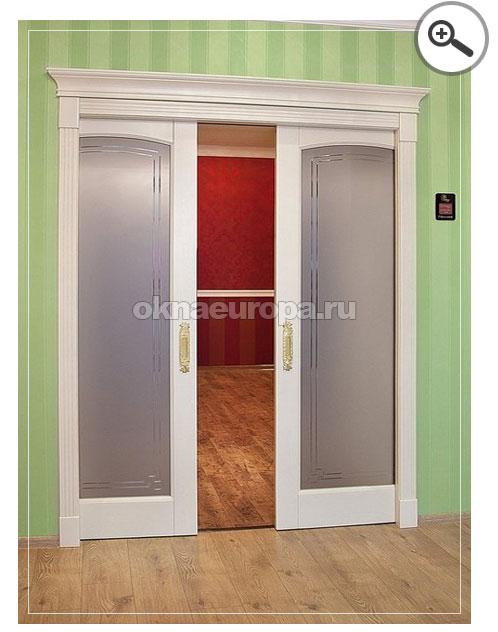 Откатные двери в коридор