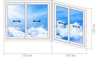 окна п 3