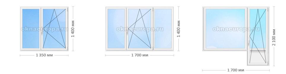 Сколько стоят пластиковые окна в Московской области