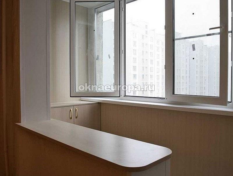 Как совместить балкон с комнатой? утепление. фото..
