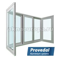 Алюминиевые или пластиковые окна на балкон