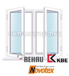 Алюминиевые или ПВХ окна