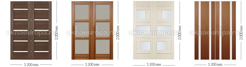 Раздвижные двери в комнату на заказ