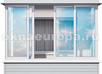 Раздвижные окна для лоджии