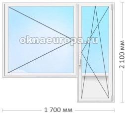 Цены на пластиковые окна Rehau Excellent