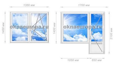 генео окна