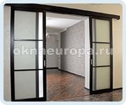 Сдвижные двери в квартире