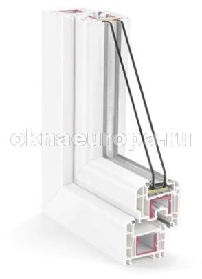 Теплое остекление пластиковыми окнами