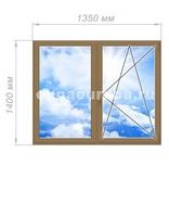 Теплое остекление окнами ПВХ
