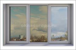 Тонирование стеклопакета в окнах ПВХ