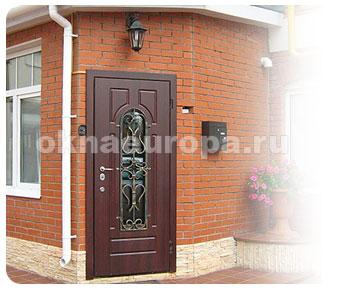 Дверь уличная