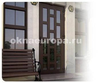 Уличные двери