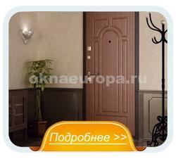 Металлическая входные двери
