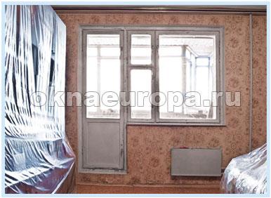 Подготовка помещения к установке пластиковых окон