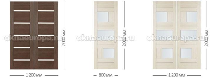 Цена на встроенные двери в стену