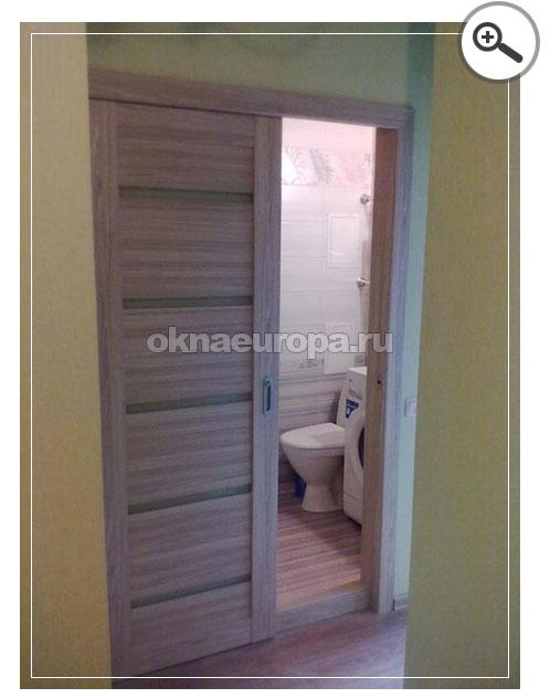 Встраиваемые межкомнатные двери