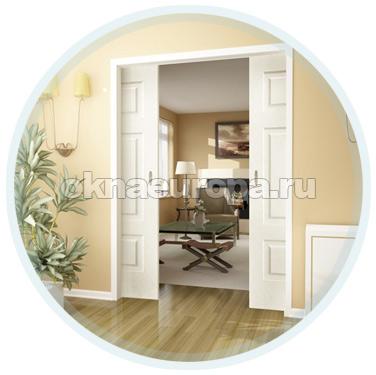 Встроенная межкомнатная дверь
