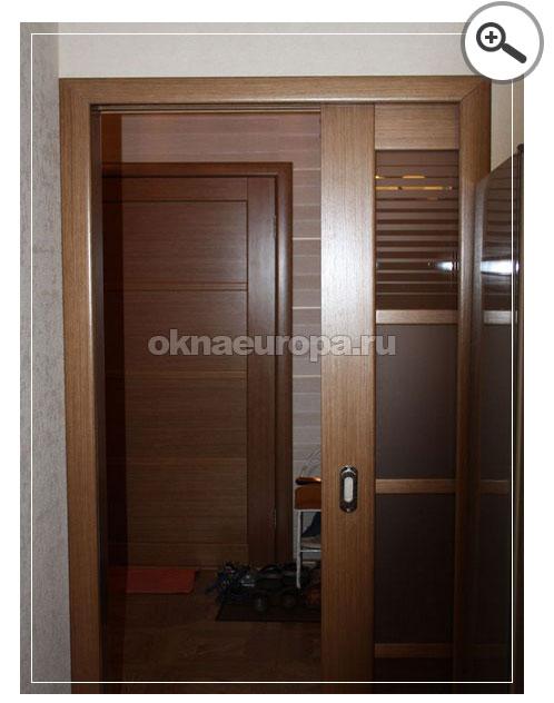 Встроенная раздвижная дверь