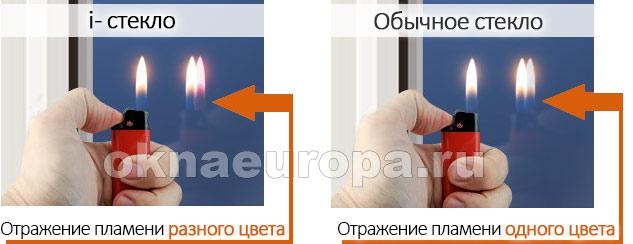 Как отличить энергосберегающие стеклопакеты